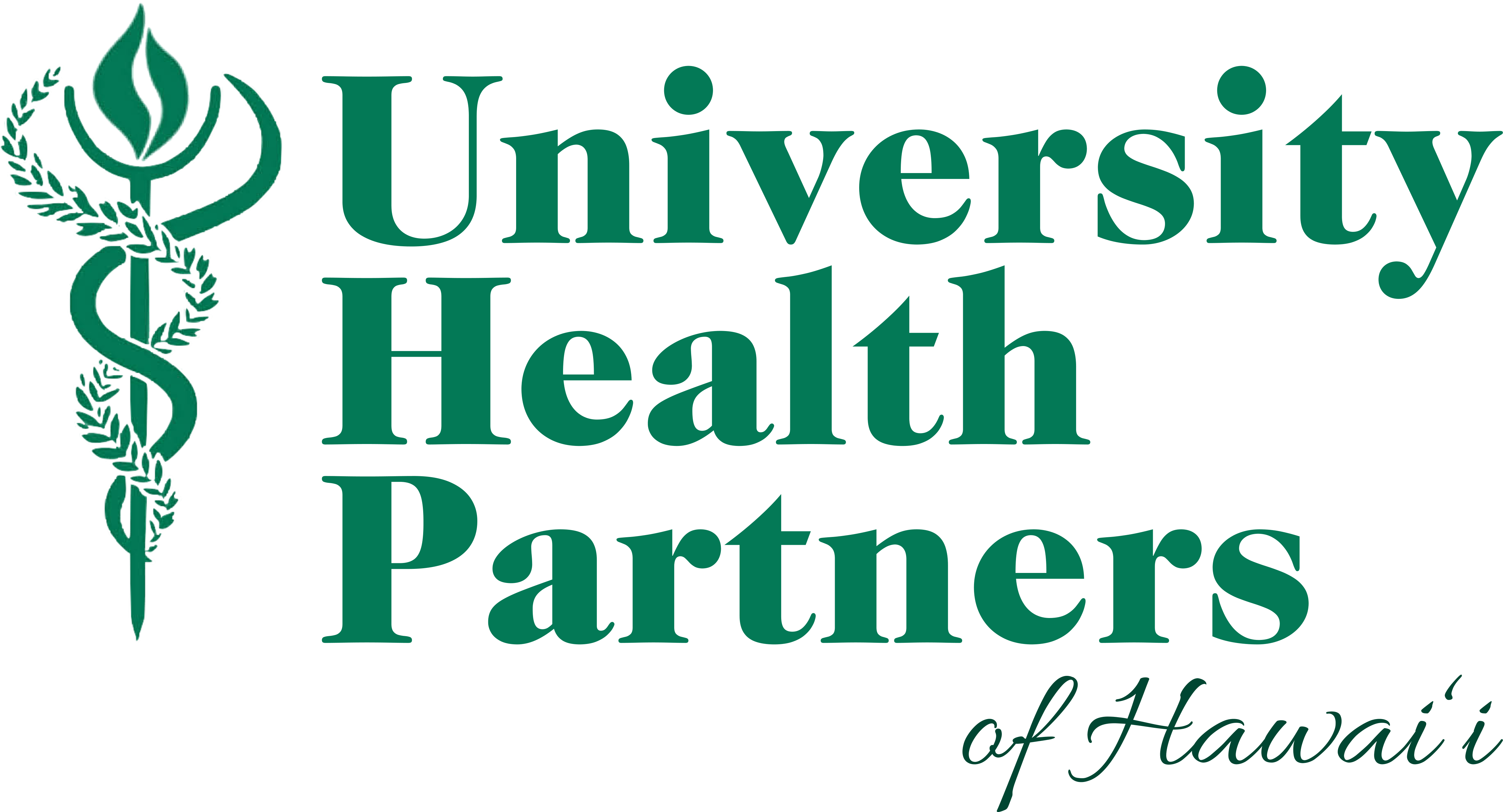 University Health Partners of Hawaii logo