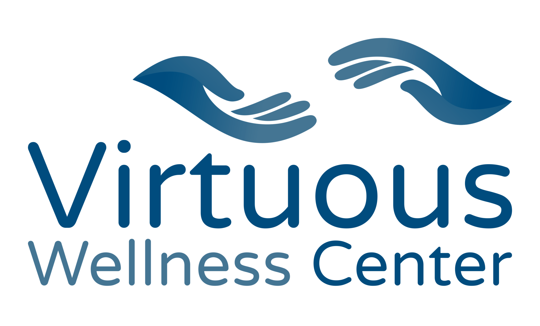 Virtuous Wellness Center logo